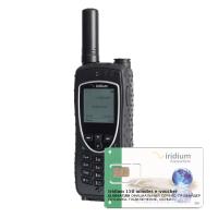 Купить Iridium 9575 Extreme комплект 150 минут в GLOBSAT - IRIDIUM 9575 EXTREME, сим-карта, 150 минут эфирного времени - первый сертифицированный по военному стандарту спутниковый телефон. Будьте всегда на связи!