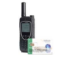 Купить Iridium 9575 Extreme комплект 500 минут в GLOBSAT - IRIDIUM 9575 EXTREME, сим-карта, 500 минут эфирного времени - первый сертифицированный по военному стандарту спутниковый телефон. Будьте всегда на связи!